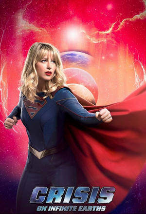 Super Girl Crossover Crisis on Infinate