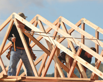 Framing an addition