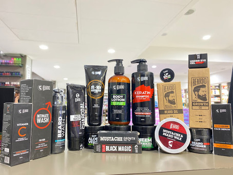 Avail 10% discount on All BEARDO Products!