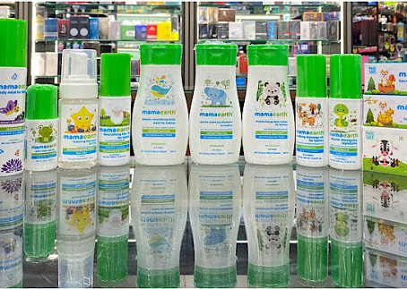 AVAIL MAMAEARTH products at a 10% discount!