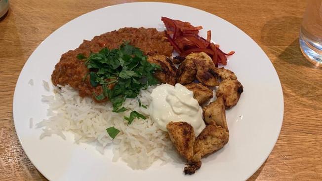 Cook-a-long Chicken Tikka
