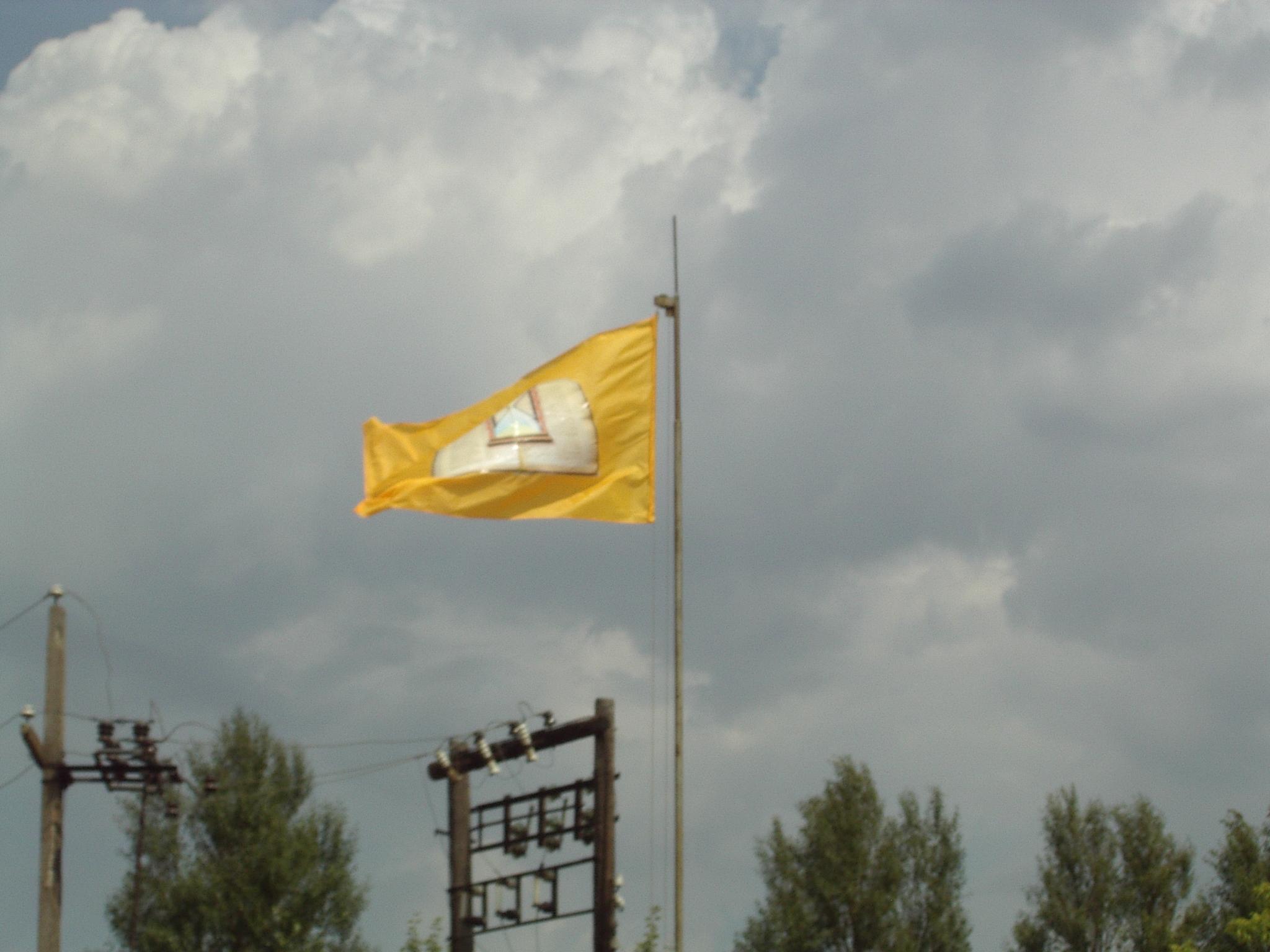 Camp Flag - Hope