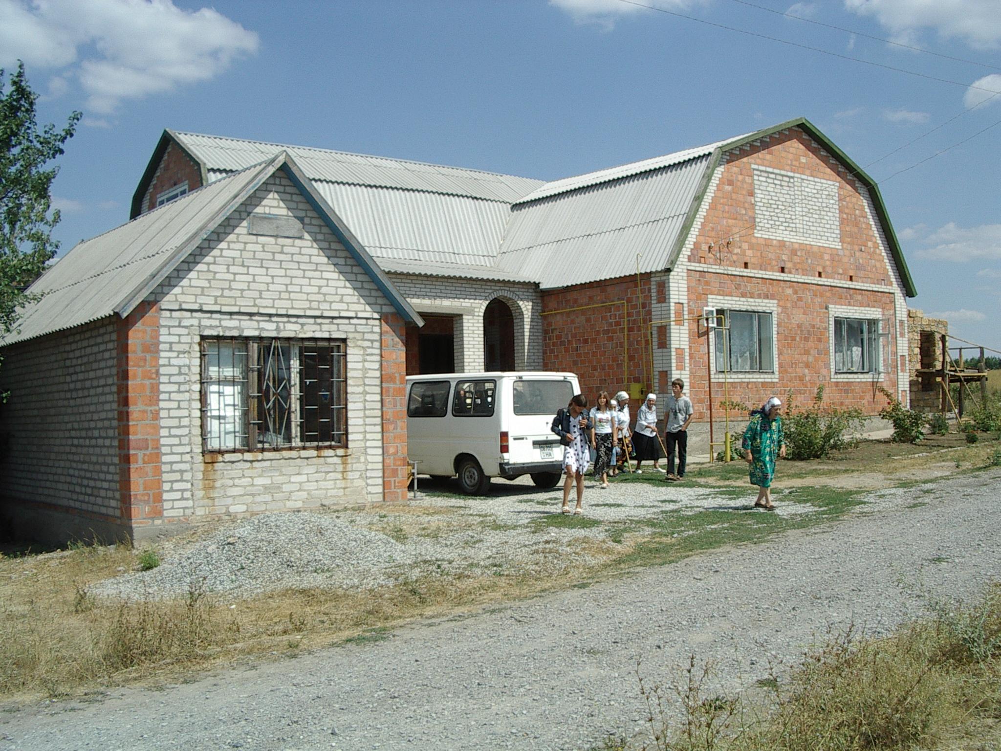 Kushugum Church