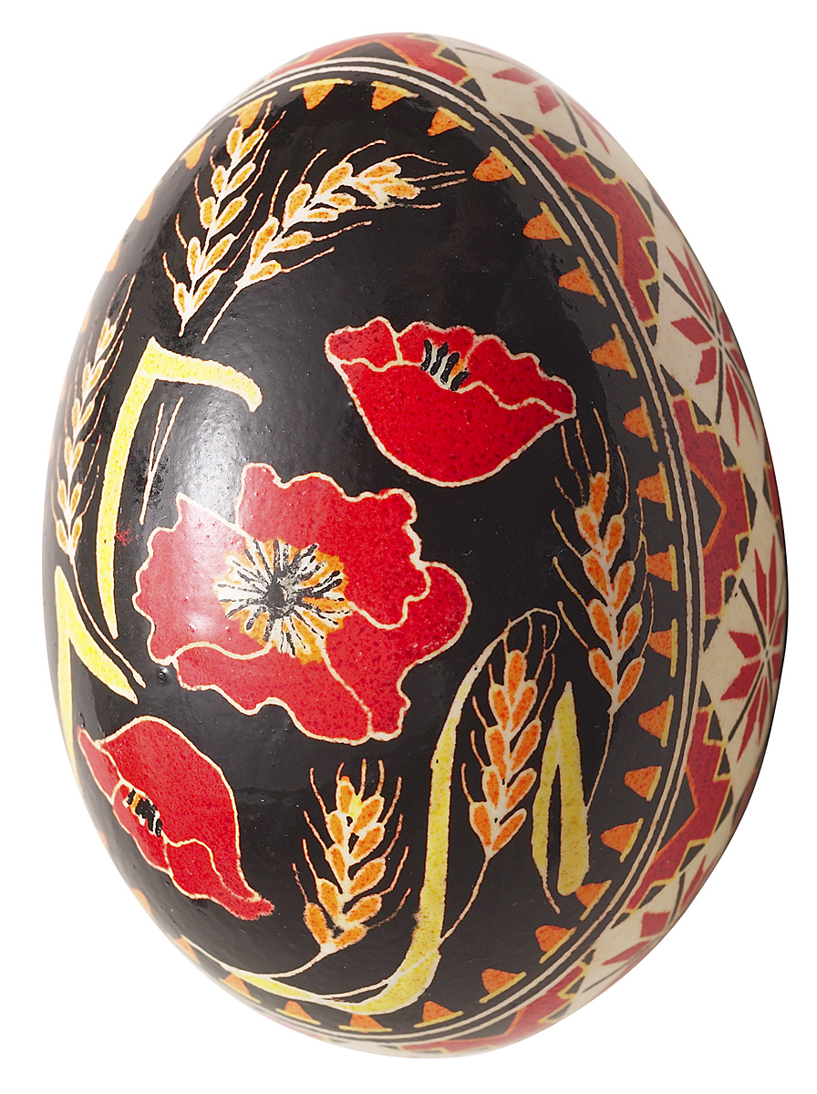 U egg flowers