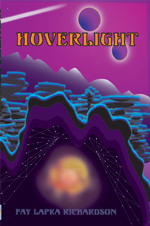 Hoverlight (Book two, Orbits of Clytie series)