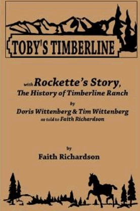Toby's Timberline (soft cover)