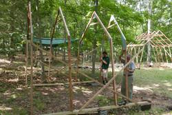 Building 2nd outdoor studio