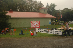 Stanfordville Community Day Set-up