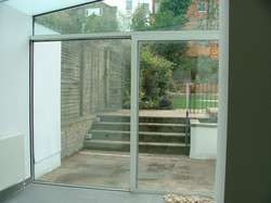 Rear Extension with slider