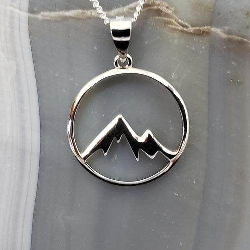 Round Mountain Pendant