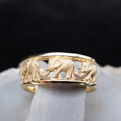 Gold Elephant Band