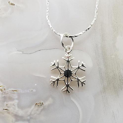 Snowflake Pendant (SM)