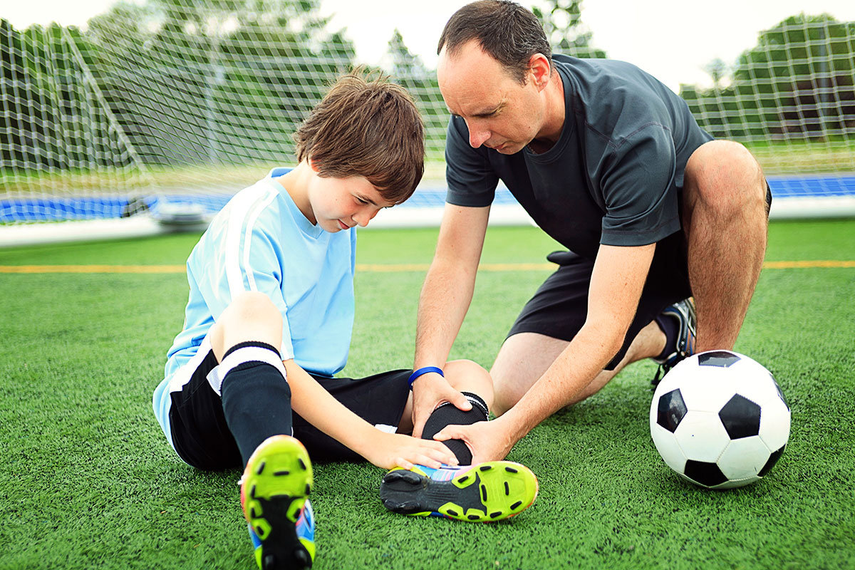 sport injury - Double treatment Courses