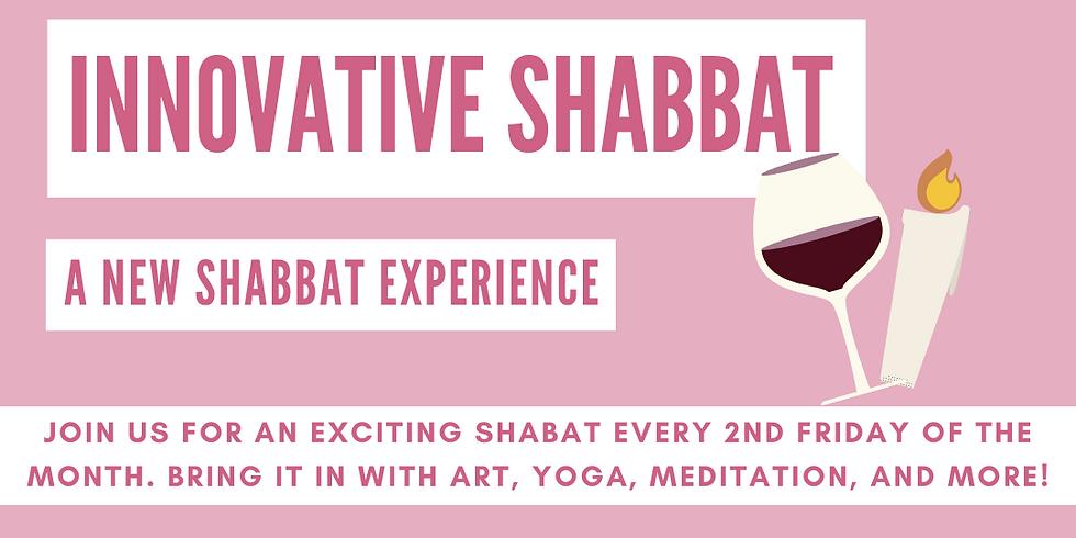 First Innovative Shabbat