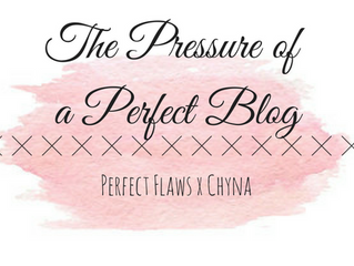 The Pressures of Blogging