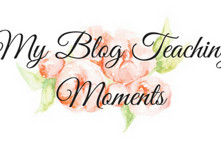 What My 1st Year of Blogging Has Taught Me