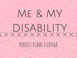 Why My Disability Doesn't Bother Me?