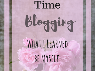What I Didn't Realize About Blogging
