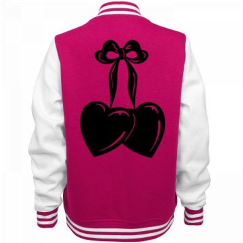 Forever Bond Varsity Letterman Jacket