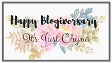 Happy 1st Blog Birthday It's Just Chyna