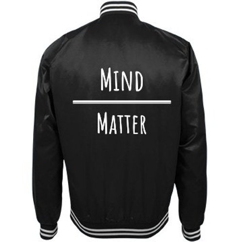 Mind x Matter Bomber Jacket