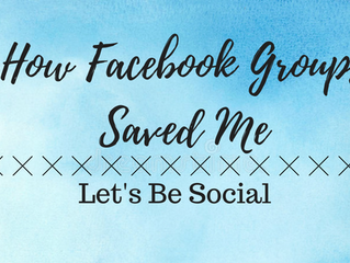 How Facebook Groups Helped My Blog