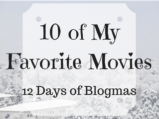 10 of My Favorite Movies