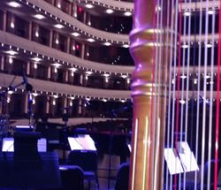 Harp at Smith Center