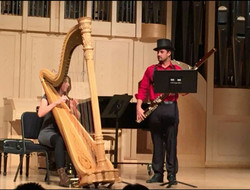 Harp and Bassoon