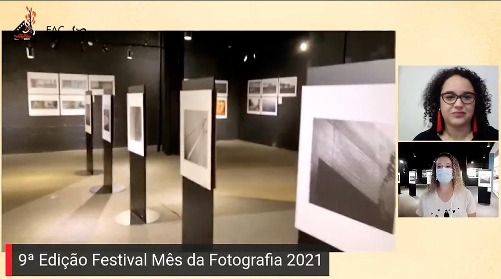 Transmissão online: Abertura da Exposição Coletiva de Fotografias do Centro-Oeste.