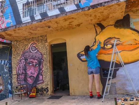 Mês na mídia: Mês da Fotografia promove ação Ocupa com Arte no Mercado Sul