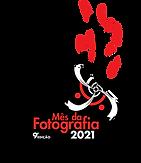 Logomarca 2021 do Festival Mês da Fotografia