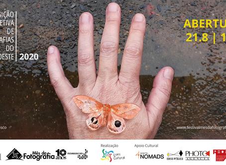 Festival inicia programação com a abertura da Exposição Coletiva