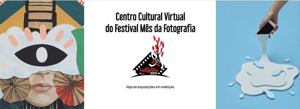 Clique para entrar no Centro Cultural Virtual e ver as exposições em exibição.
