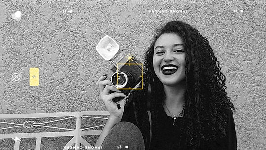 Jovem Fotógrafa - Festival Mês da Fotografia