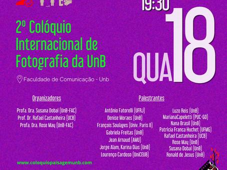 2º Colóquio Internacional de Fotografia da Universidade de Brasília