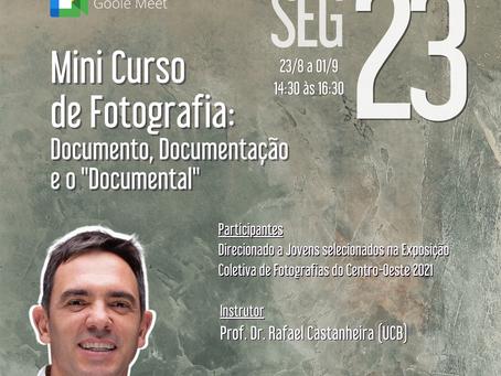 Mini Curso de Fotografia: Documento, Documentação e o Documental