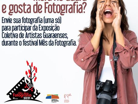 Saiba como participar da Exposição de fotógrafos do Guará
