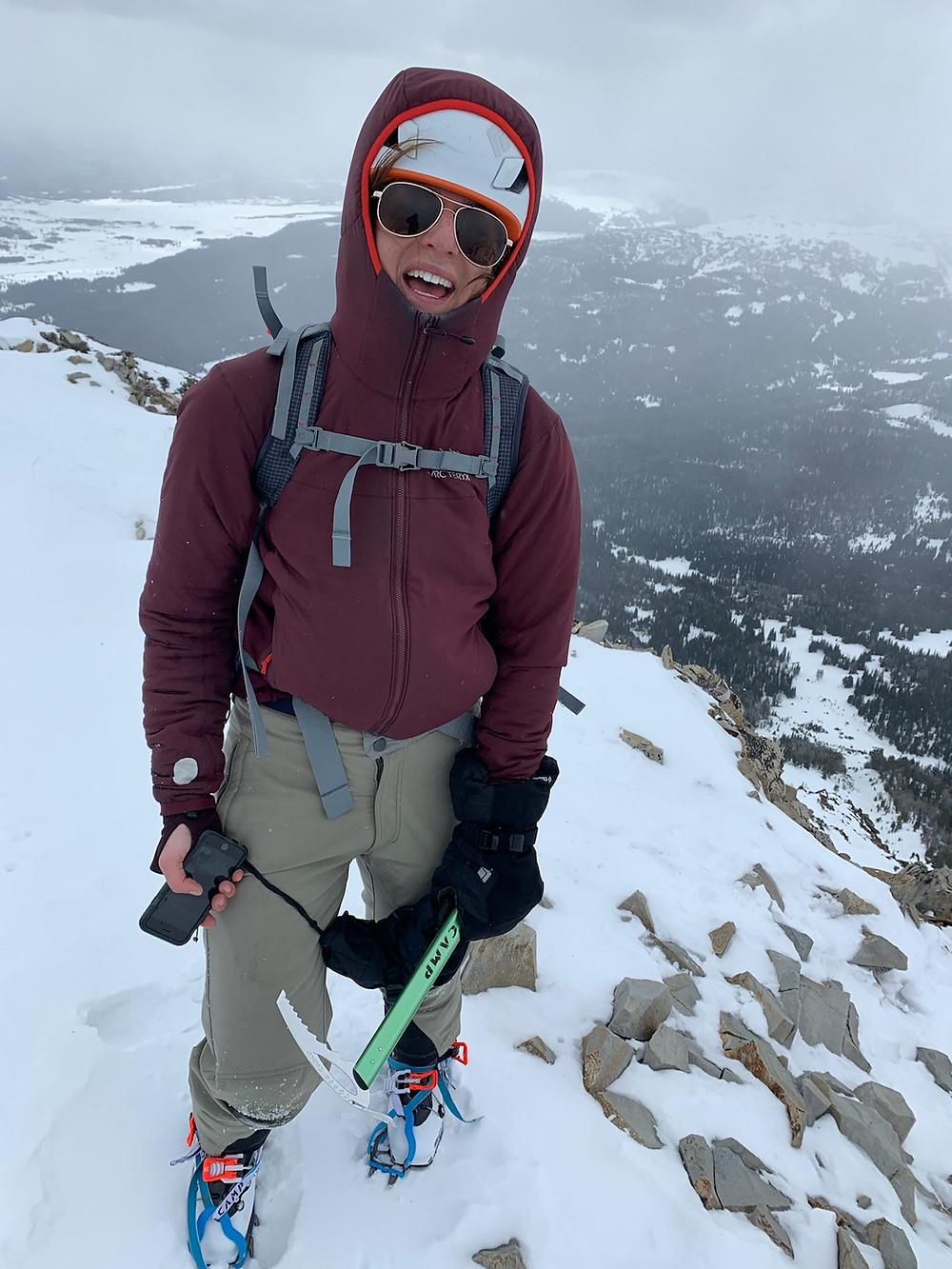 Electric Peak, Yellowstone National Park