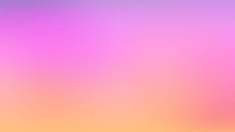 粉紅色到橙色漸變