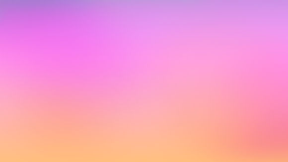 Pink to Orange Gradient
