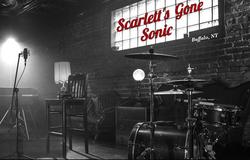 Scarlett's practice room