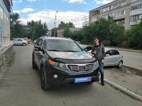 Автоподбор под ключ в Омске Kia Sorento