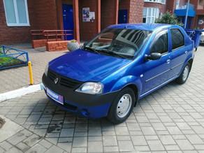 Автоподбор в Омске Renault Logan
