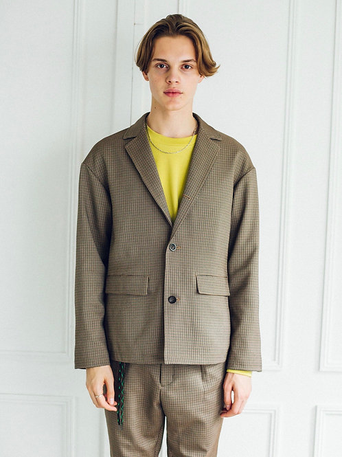Airy Sack Jacket