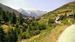 Le hameau de Fouillouse
