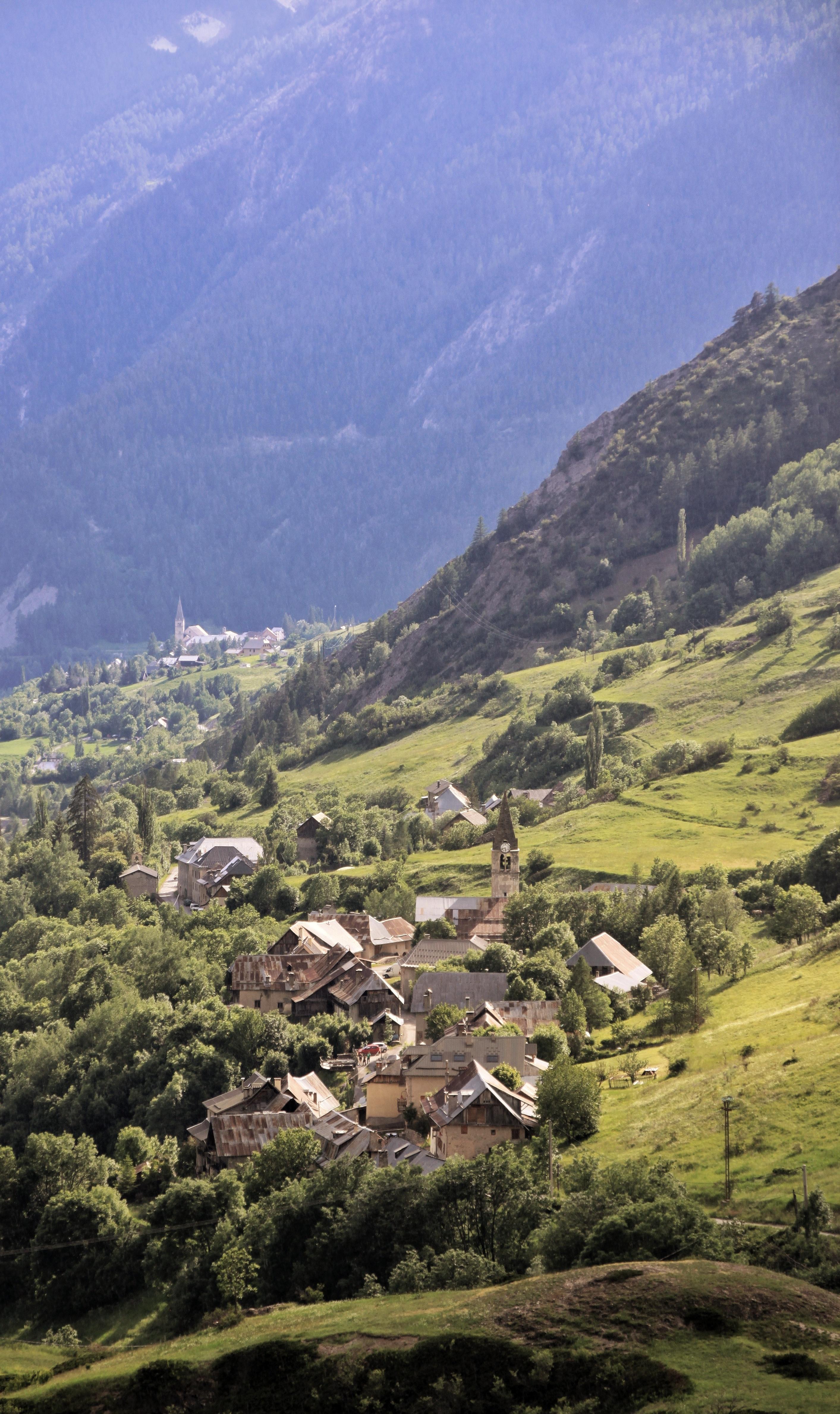Le village d'avant, Serenne