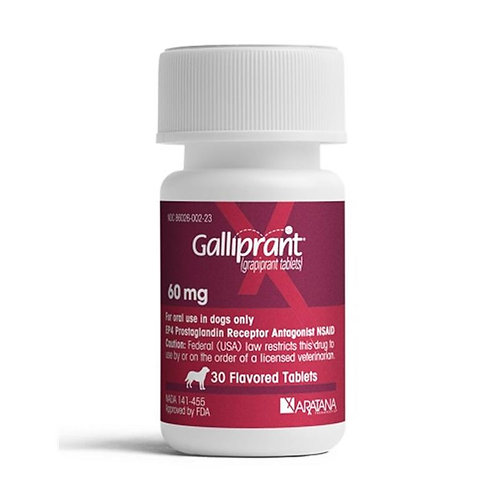 Galliprant 60mg 90ct.