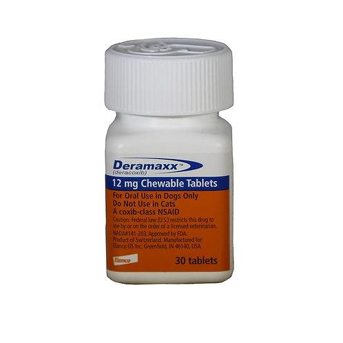 Deramaxx 12mg 30ct