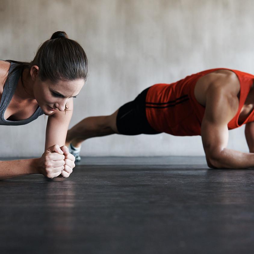 Intermediate/Advanced Pilates